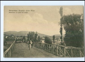U5430/ Mitrovica Serbvien Kosovo AK ca.1912