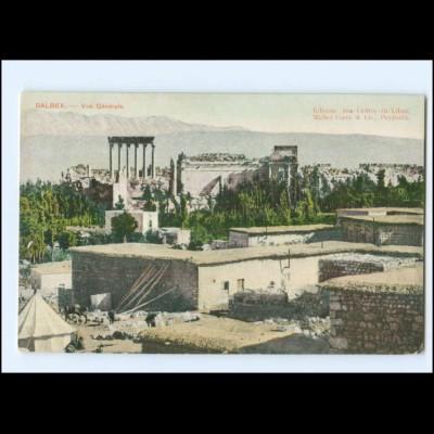 U9184/ Libanon Balbek AK ca.1910