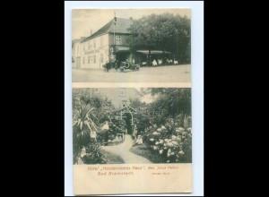 U5761-2357/ Bad Bramstedt Hotel Holsteinisches Haus AK