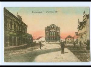 U9185/ Beregszasz Ukraine Synagoge Judaika AK ca.1914