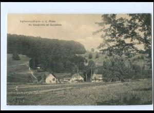 U5821-364./ Kaltennordheim Die Einodsmühle mit Buchenhain AK