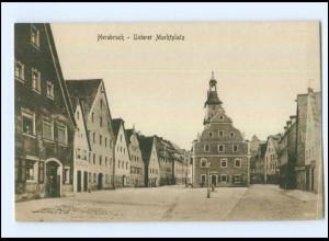 Y11972/ Hersbruck Marktplatz AK ca.1920