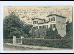 U6170/ Hamburg Eidelstedt Villa in der Kieler-Straße 1908 AK