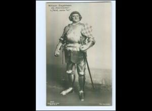 Y11852/ Wilhelm Diegelmann in Faust Schauspieler Foto AK ca.1912