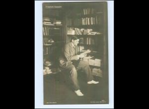 Y11854/ Friedrich Kayssler Schauspieler Foto AK ca.1912