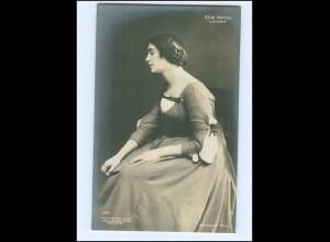 Y11855/ Else Heims als Gretchen Schauspielerin Foto AK ca.1912