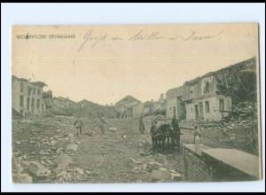 Y11871/ Mouron Ardennes 1. Weltkrieg AK 1916