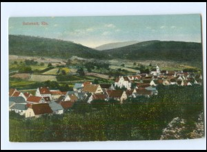 U6137/ Elsaß Sulzmatt 1917 AK