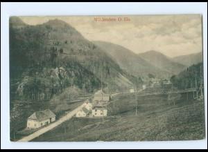 U6138/ Elsaß Wildenstein 1916 AK
