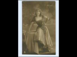 Y12024/ Gerladine Farrar Opernsängerin Foto AK 1908