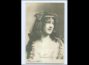 Y12036/ Schauspielerin Marie Reisenhofer als Jüdin Foto KA ca.1905