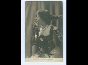 Y12026/ Gerladine Farrar als Traviata Opernsängerin Foto AK 1906