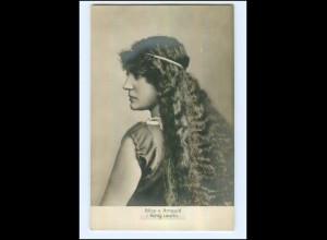 Y12031/ Alice v. Arnauld i. König Laurin Opernsängerin Foto AK 1908