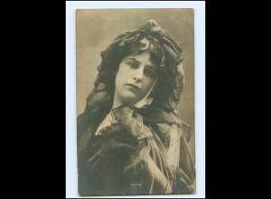 Y12051/ Geraldaine Farrar Opernsängerin Oper Foto AK 1906