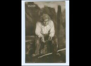 Y12062/ Carl Clewing als Peer Gynt Oper Opernsänger Foto AK ca.1910