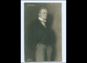 Y12061/ Carl Clewing Oper Opernsänger Foto AK ca.1910