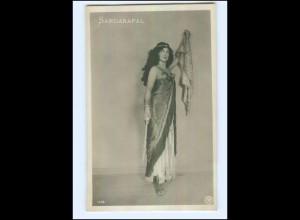 Y13510/ Sardanapal - Tänzerin NPG Foto AK ca.1912