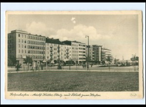 U8877/ Gotenhafen Danzig Adolf-H-Platz AK ca.1940