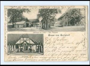 XX14729/ Gruß aus Garlstorf bei Bleckede AK 1905