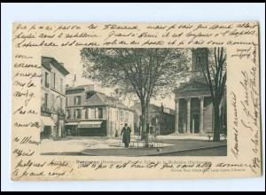 U6519/ Bergerac Dordogne AK Frankreich ca.1910 -241-