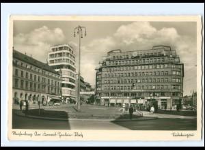 U6426/ Reichenberg Liberec Konrad-H-Platz Foto AK ca.1940 Tschechien
