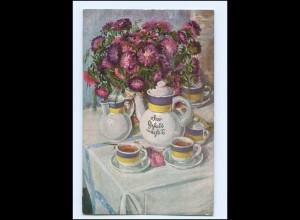Y12209/ Kathreiner Kaffeetisch AK Reklame ca.1912