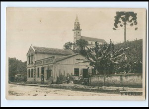 Y20043/ Sao Bento Frabrica de Moveis Foto AK ca.1920 Brasilien
