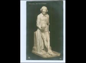 Y12219/ Skulptur NPG Foto AK Berliner Kunstausstellung 1911 Sando Jaray