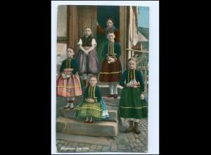 Y12400/ Tausenjahrfeier Kassel 1913 Hessische Trachten- u. Heimatfest AK