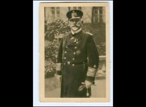 Y12399/ Admiral v. Schröber WHW 1933/34 AK Unser Marine in Krieg und Frieden