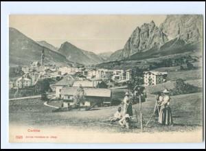 U6676/ Cortina Italien AK ca.1900