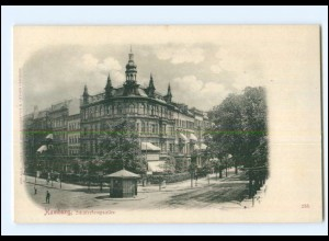 XX004703/ Hamburg Eimsbüttel Schäferkampsallee Ak 1898