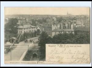 XX005074/ Hamburg Bergedorf Blick auf Sande AK 1901