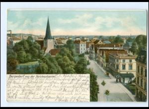 XX004978/ Hamburg Bergedorf Holstenstraße 1905 AK