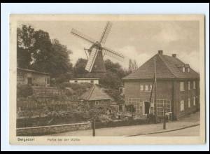 XX005189/ Hamburg Bergedorf Windmühle AK 1928