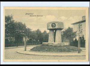 XX004975/ Hamburg Bergedorf Bismarck-Denkmal 1911 AK