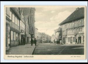 XX005213/ Hamburg Bergedorf Sachsenstraße AK ca.1940