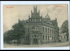 XX004983/ Hamburg Bergedorf Postgebäude AK