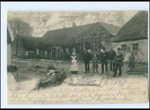 XX004750-171/ Kasin Casin bei Beggerow Gasthof Wolter AK 1909