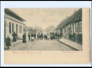 XX004751-193/ Lenzen a. Elbe Hamburgerstraße AK ca.1900