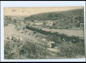 XX008867/ Jaulny Eisenbahn Frankreich AK 1916 -544-