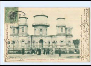 XX005097/ Quito Ecuador Oberservatorio Astronomico AK 1905