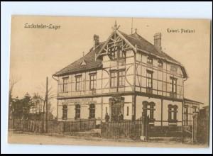 XX005200/ Lockstedter Lager Kaiserl. Postamt AK 1914