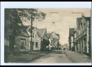 XX004782/ Bremen Blumenthal Langestraße AK 1917