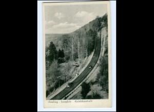 XX005159/ Homburg Saarpfalz Autohöhenstraße Ak 1939