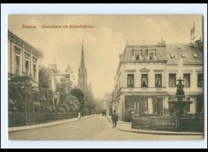 XX004819/ Bremen Bürenstraße AK 1923