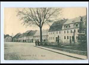 XX00523-032/ Sonnewalde N.-L. Markt Ak 1911