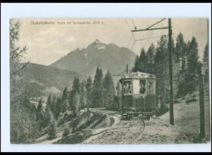 XX005147/ Stubaitalbahn AK 1914 Tirol