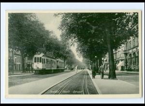 XX005133/ Krefeld Ostwall Straßenbahn AK 1940