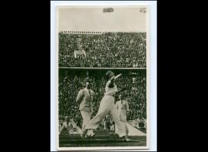 XX10215/ Olympiade 1936 Gisela Mauermeyer Diskuswerferin Olympiasiegerin Foto AK